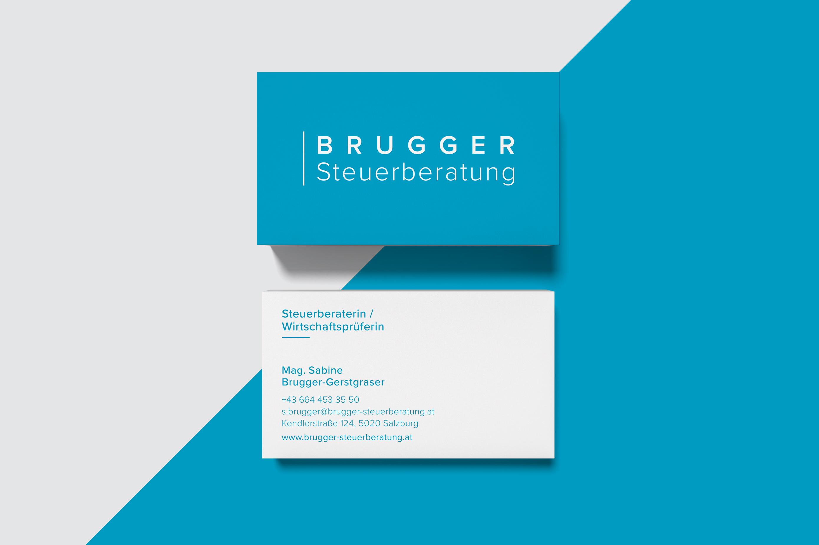 Brugger_Steuerberatung_business_cards